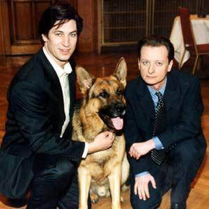 BJ kopā ar Tobias... Autors: Raijanona Komisārs Reksis