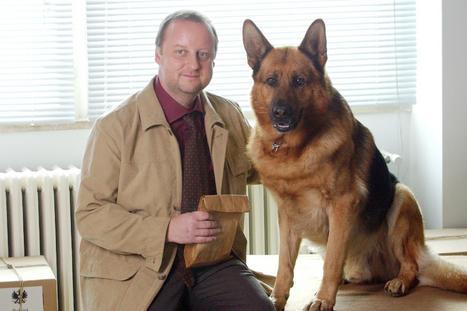 Rex kopā ar Martin WeinekFritz... Autors: Raijanona Komisārs Reksis