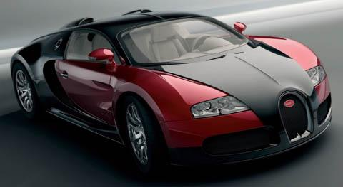 Bugatti Veyron Autors: darons 5 dargākās 2009/2010gada automašīnas