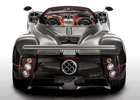 Pagani Zonda C12 F Autors: darons 5 dargākās 2009/2010gada automašīnas