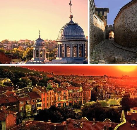 Plovdiva Pilsēta Bulgārijā... Autors: Fosilija Pasaules skaistākās senās pilsētas