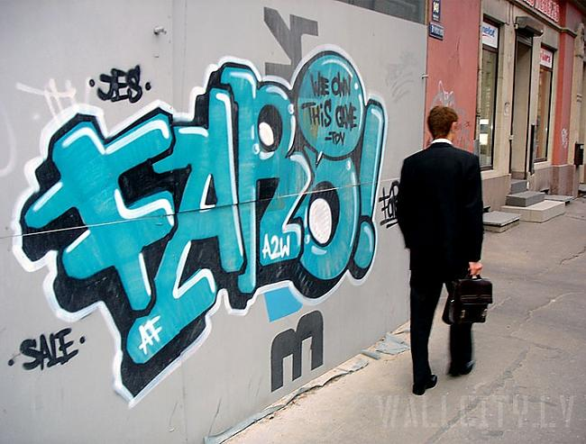 Autors: Krissss graffiti