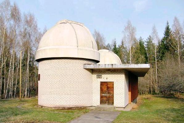 Baldones Observatorija Autors: LittleWolf Baldones observatorija - vienīgā Latvijā