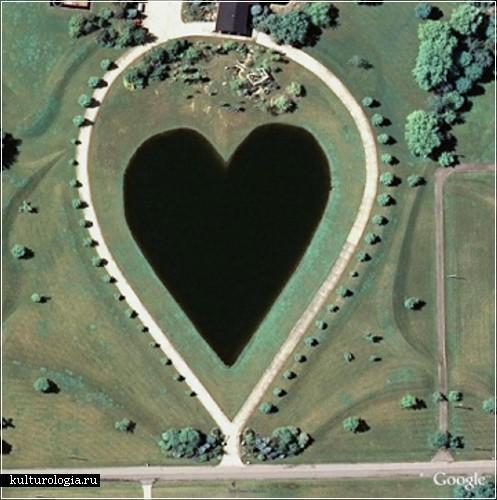 Sirds ezers Ohaio ASVColumbia... Autors: vitux 9 dabas sirdis