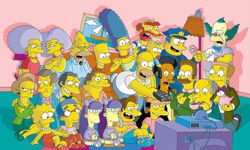 Katram Simpsonu ģimēnē otrs... Autors: Fosilija Daži fakti par Simpsoniem.