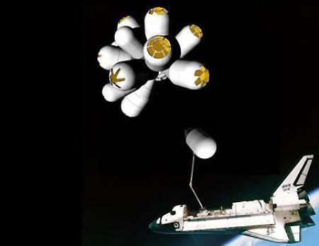 Galactic Suite  Kosmosa... Autors: llellde Nākotnes viesnīcas