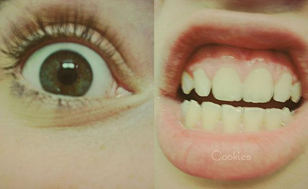 be afraid Autors: Emogay Show me your teeth