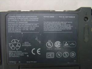 Compaq Contura 400C Series... Autors: paravoziks Vecie datori.