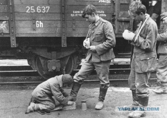 Rīri man zābakus Autors: LAGERZ Bērni 2 pasaules kara laikā