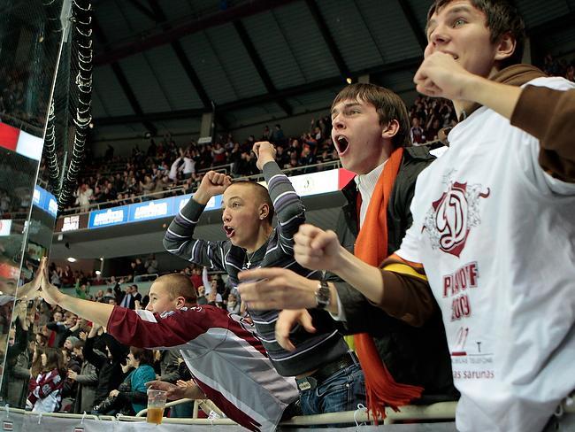 Autors: ak34 Foto: Dinamo Rīga uzvar Minskas Dinamo