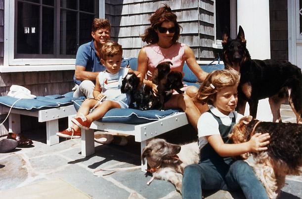 Džona F Kenedija suņi  Shannon... Autors: aisse Valsts pirmie suņi
