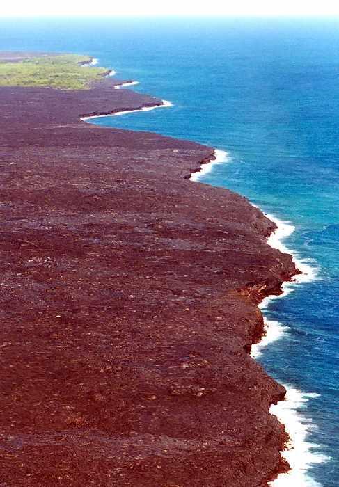 Lūk šādi izskatās piekraste... Autors: MrFreeman Volcanos