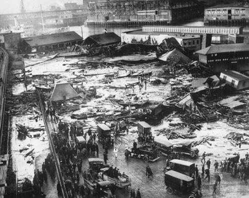 1919 gadā Bostonā ASV 21... Autors: pedogailis Top 10 dīvainas nāves