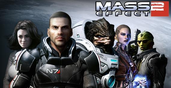 Autors: RūdisPH Mass Effect 2 recenzija.