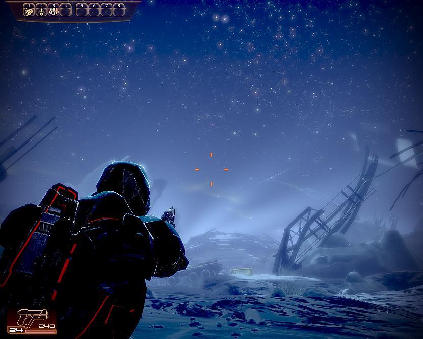 Mūžīgais sasalums Bioware... Autors: RūdisPH Mass Effect 2 recenzija.
