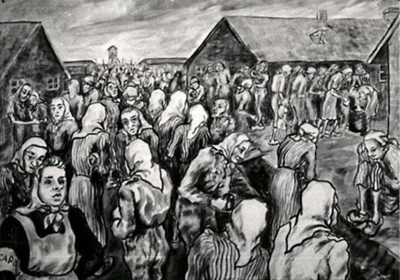 Sieviešu nometnē Vienīgā labi... Autors: industrious Aušvices nāves nometne, toreiz un tagad