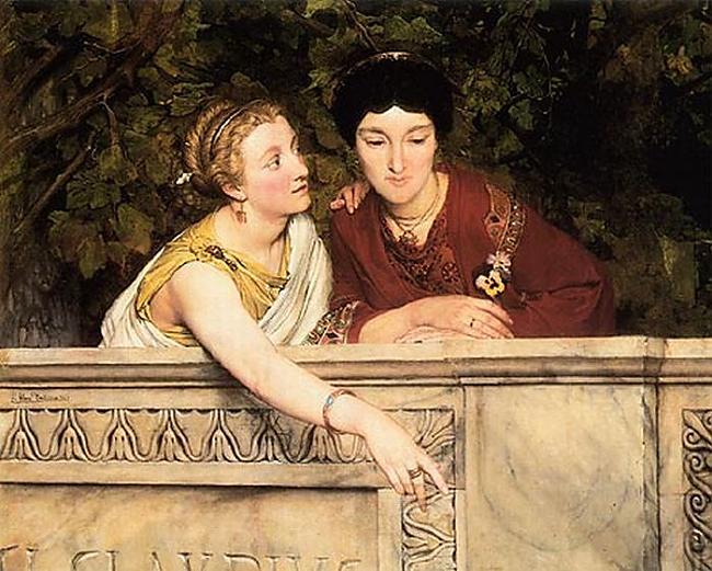 Senajā Romā vīrieši uzskatīja... Autors: gurkjis Nezināmā Senā Roma! Fakti!