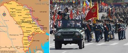 Moldovas   Piedņestras karš... Autors: Fosilija Dīvainākie kari pasaules vēsturē