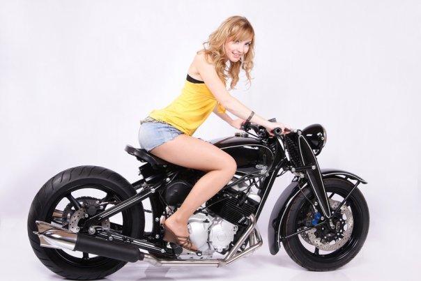 Autors: Fosilija Motocikls Iž-49