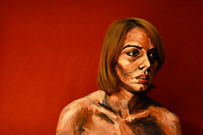 pašportrets Autors: Fosilija Inovatīva māksla