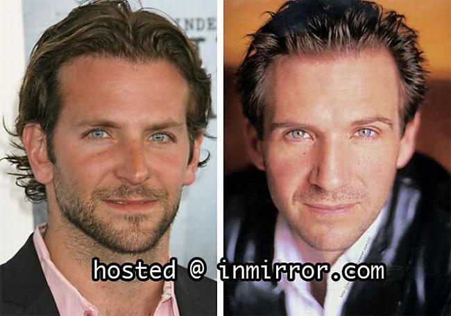 Bradley Cooper vs Ralph... Autors: FANS007 Paskat, Cik Līdzīgi! :D
