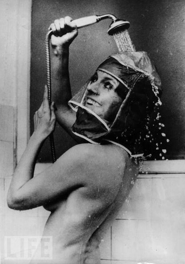 Shower Hood 1970Pošoties... Autors: augsina Dullie izgudrojumi