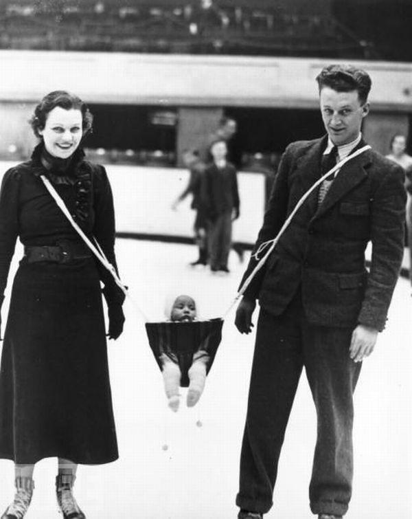 Baby Holder 1937 Varbūt šī ir... Autors: augsina Dullie izgudrojumi