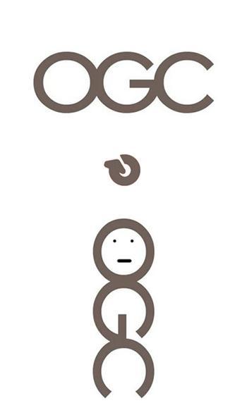 OMG OGC logo agriežot izskatās... Autors: chesterfields logo pārsteigumi