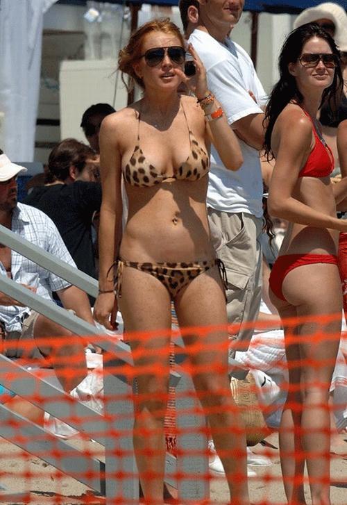 Incidentu ar nokritušo... Autors: LAGERZ Kā bikini var izmainīt zvaigznes dzīvi?