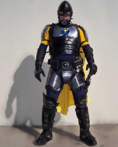 Citizen Prime ir 40 gadus vecs... Autors: Fosilija Īstie supervaroņi