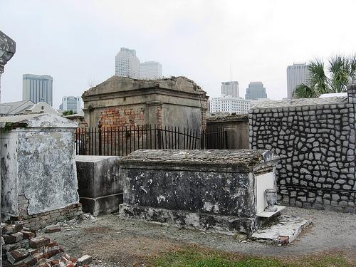 Sentluisas kapsēta sastāv no... Autors: Bezpajumtnieks Haunted II