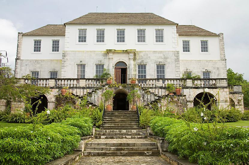 Rose Hall Great House atrodas... Autors: Bezpajumtnieks Haunted II