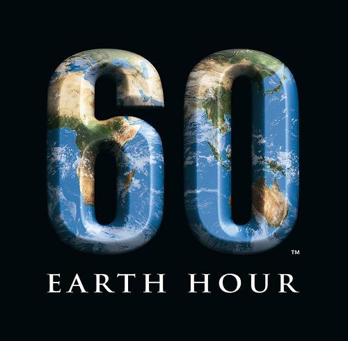 Earth hour logo Autors: JanisGr Earth hour Latvia