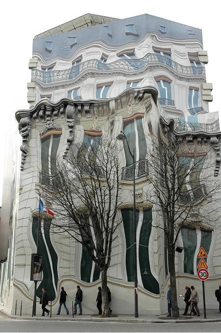 šī māja nu tiešām izskatās pēc... Autors: Laur1s tas nav photoshop