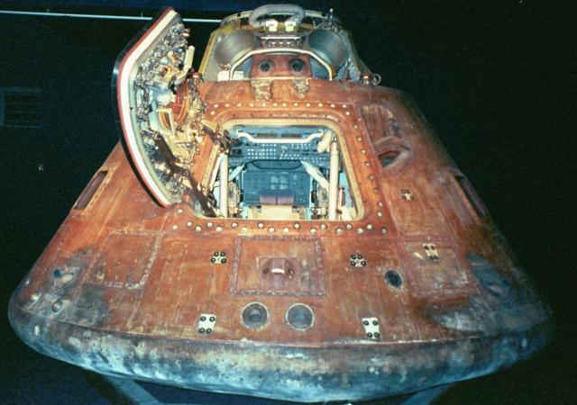 """Apollo 13 modulis ar ko... Autors: rudix Nedaudz par """"NASA"""""""
