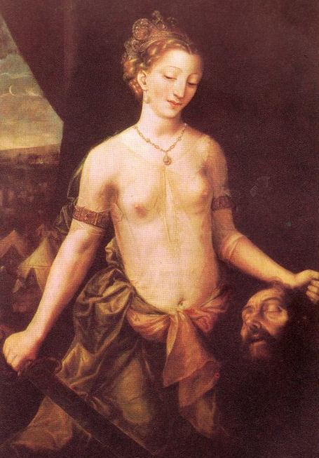 Kāpēc misija izdevās Judīti... Autors: MEGRUBI Sieviete, kuras dēļ vīrietis zaudē galvu