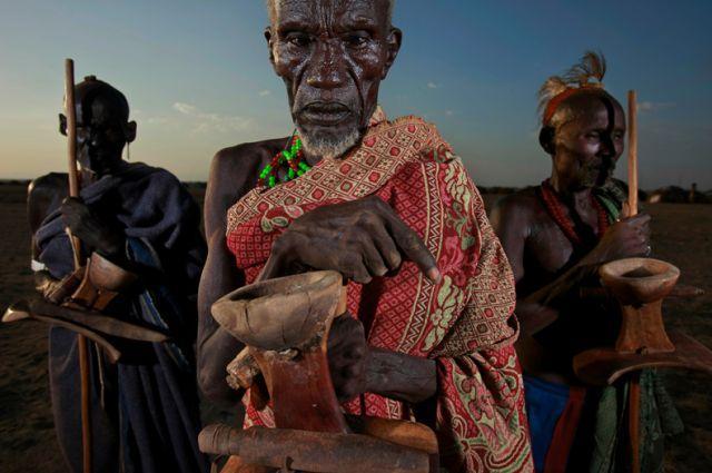 Autors: agonywhispers Omo Valley ciltis, kas dzīvo  Dienvidu Etiopijā