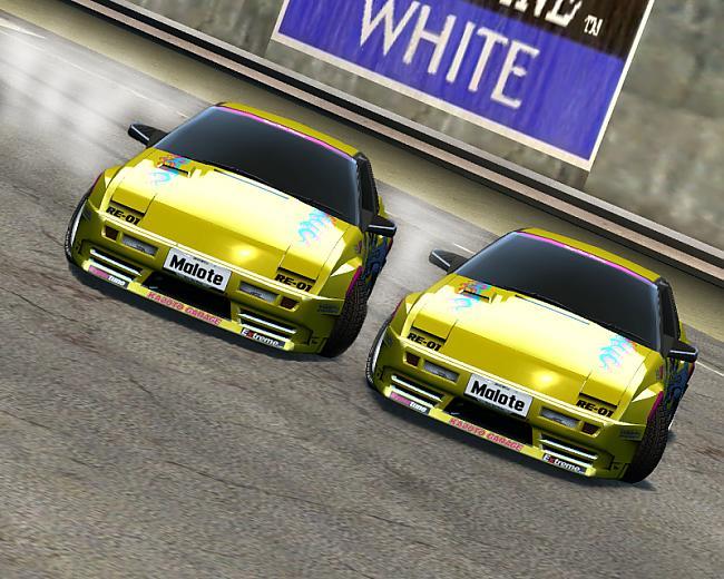 Autors: Fosilija Live for Speed / Draugi_Mazais* Drift /