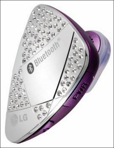Bluetoothaustiņa LG Nav zināms... Autors: OverDose SWAROVSKI aksesuāru top 8