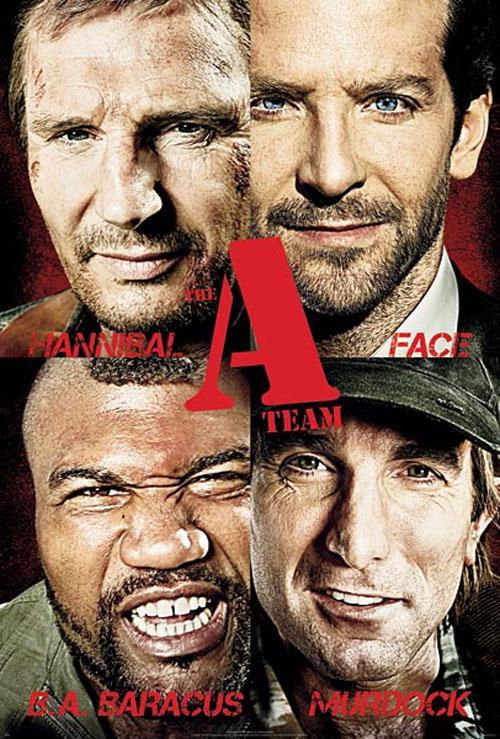 Hannibal Liam Neeson Face... Autors: Fosilija A-Team
