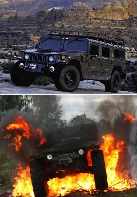 Hummer kopija info nav bet... Autors: unbannaby Paštaisītie auto.