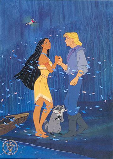 9 Pocahontas Autors: Rom Apslēptā propaganda I daļa