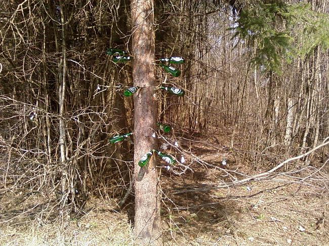Mūsu garadarbs  pabeigts Autors: unbannaby Alus, īstā kompānija, koks = aluskoks.
