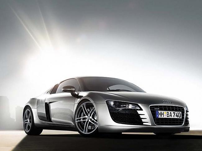 Autors: MIGLA Audi r8