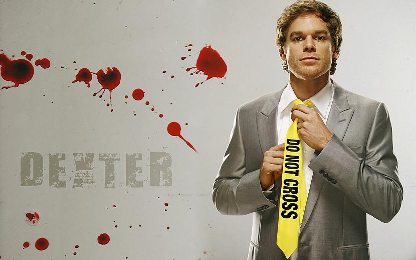 Dexter Morgan ir seriāla... Autors: Lieniitee Dexter
