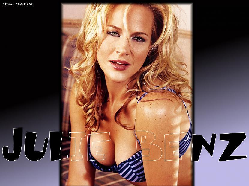 Julie Benz Dzimusi 1972 gadā... Autors: Lieniitee Dexter