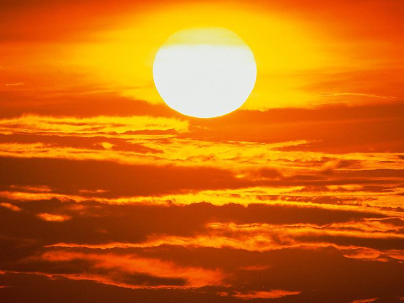 Lielākais saulaino stundu... Autors: bizonis1 Laika apstākļu daudzveidība