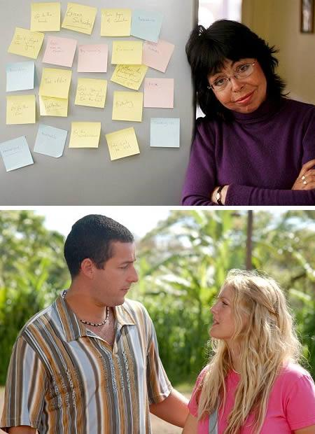 1Lucy 50 First Dates  Michelle... Autors: Pirāts 5 filmu tēli reālajā dzīvē.2ā daļa.