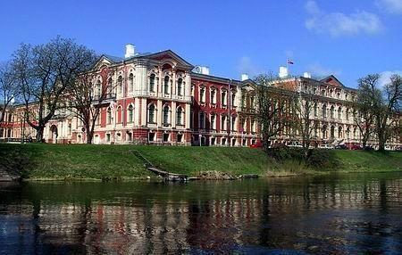 Ap Jelgavas pili apvijusies ne... Autors: Domestos Spoku stasti.