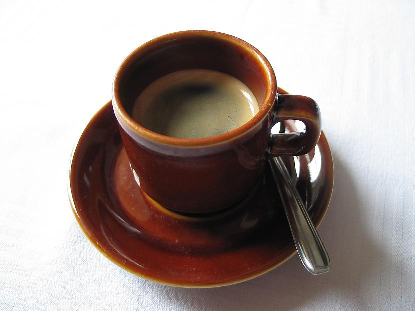 Kafija ir pasaulē populārākais... Autors: fazers Interesanti fakti par kafiju 2